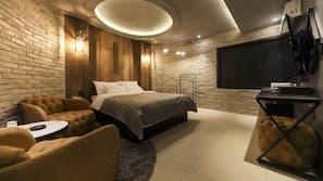 隔音、免費 Wi-Fi、床單