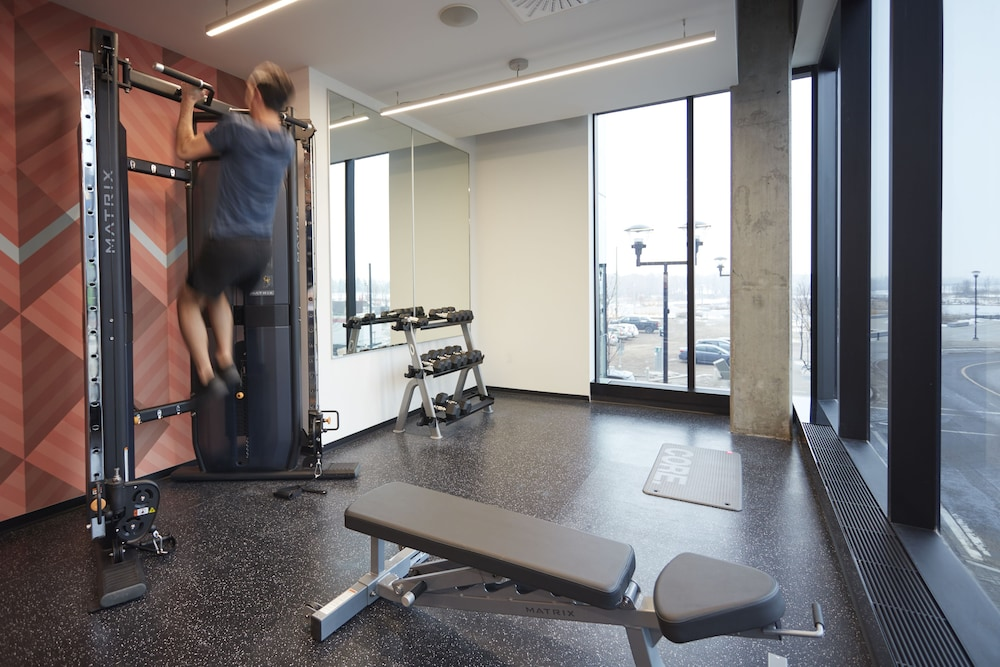 Fitness Facility, Alt Hotel Calgary East Village