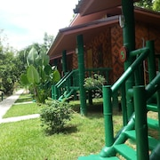 The royal bamboo lodge