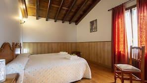 4 dormitorios, decoración individual, mobiliario individual