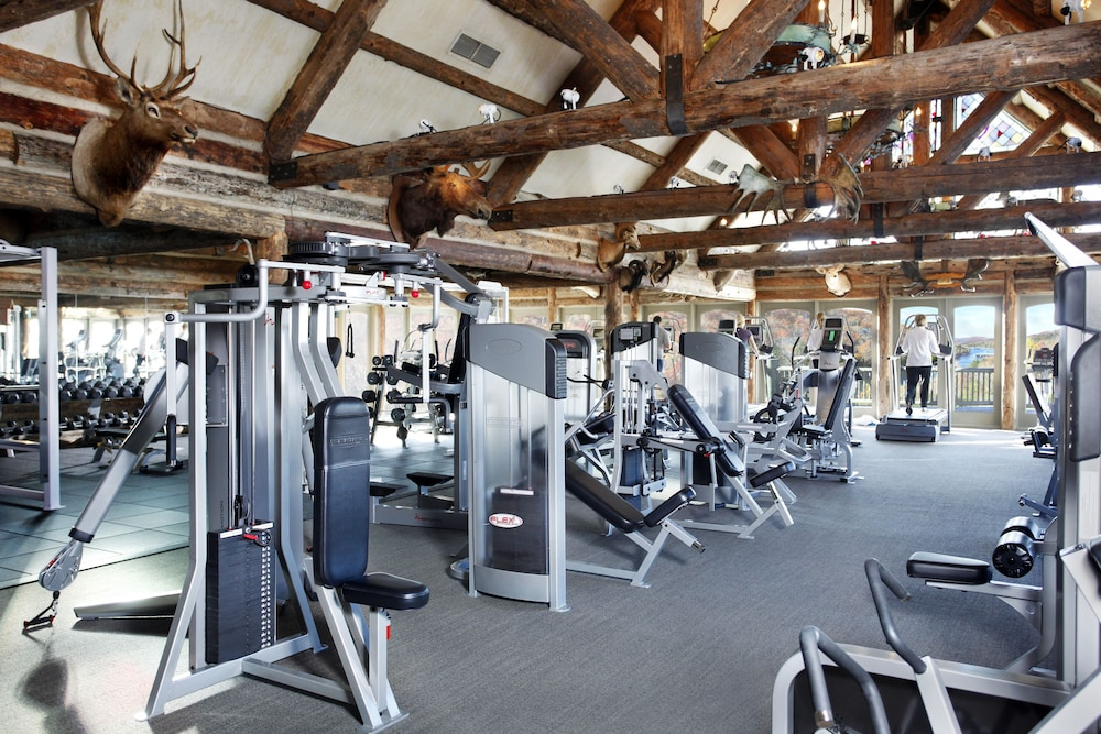 Fitness Facility, Big Cedar Lodge