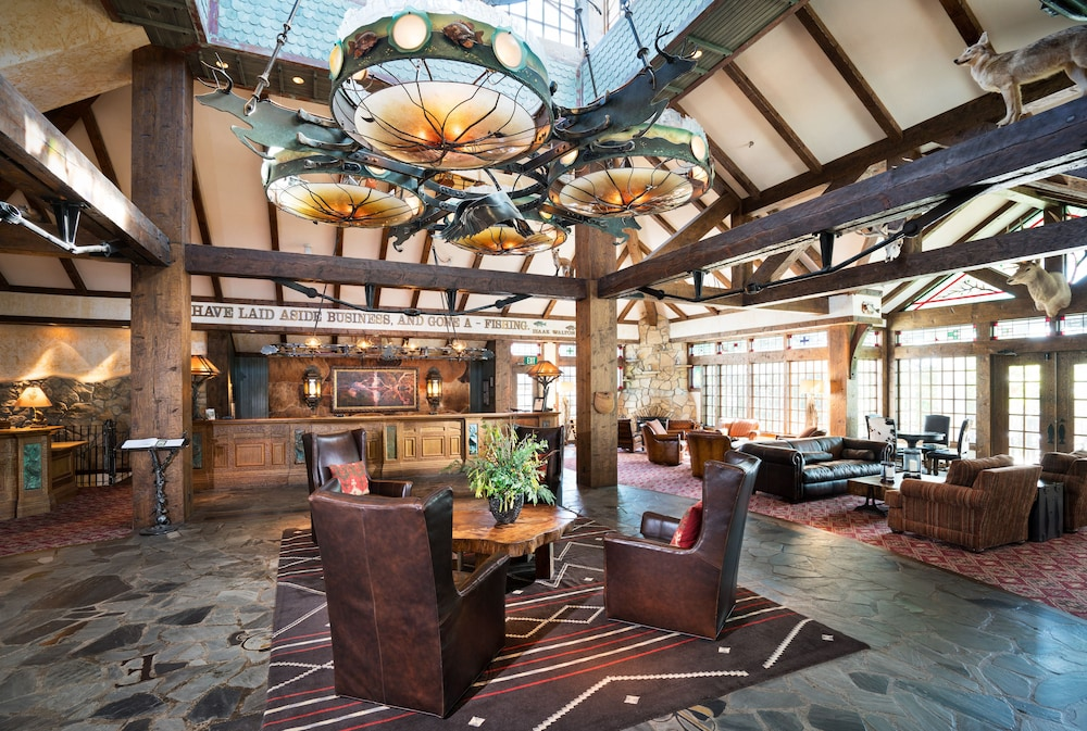 Lobby, Big Cedar Lodge