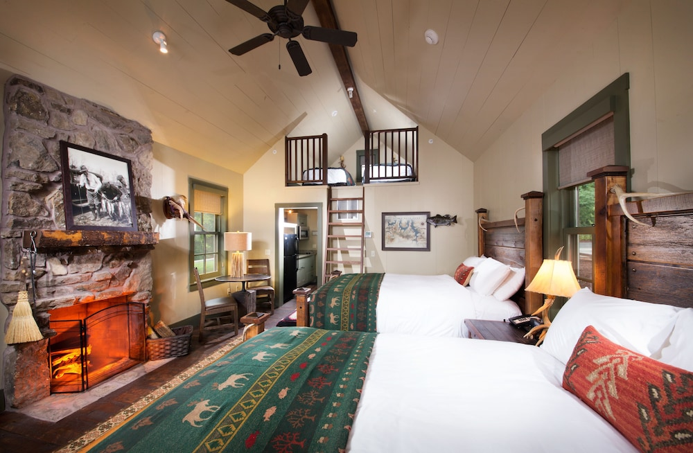 Room, Big Cedar Lodge