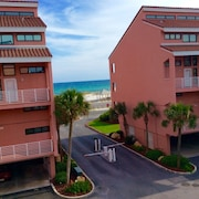 3/3 Across From Gulf but Right on Sound Waterfront 'the Blue Heron' Sleeps 8