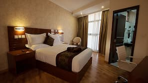 Vue de la chambre