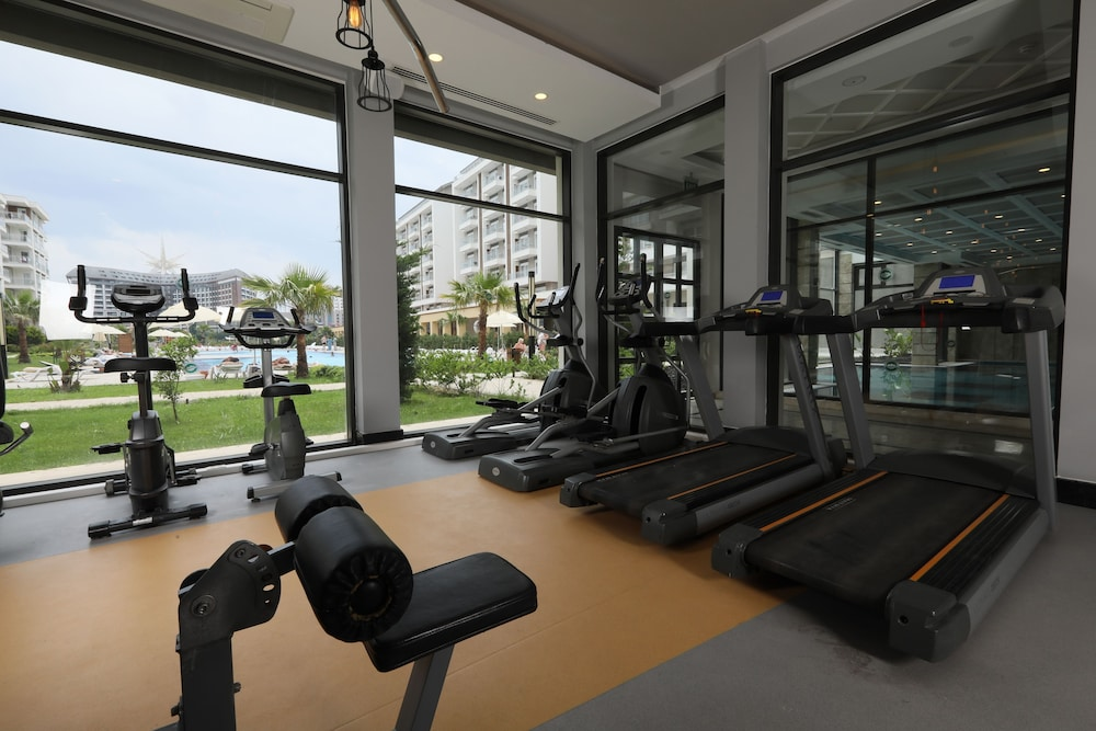 Fitness Facility, Sherwood Suites Resort - All Inclusive