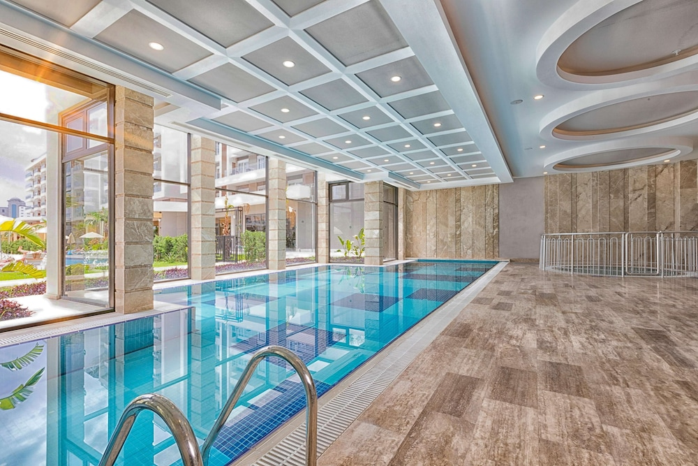 Indoor Pool, Sherwood Suites Resort - All Inclusive