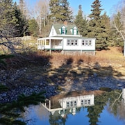 Summer Rental on Crocketts Cove; Private & Great Views