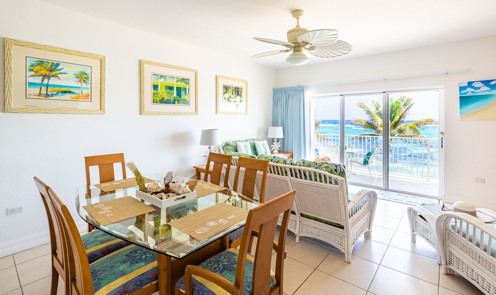 Private Kitchen, Magnificent Ocean Views- 2 Bedroom Beachfront Condo at The Reef Resort?