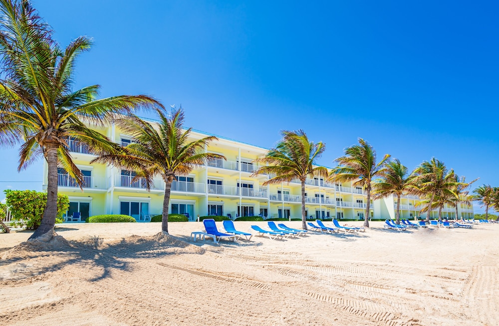 Beach, Magnificent Ocean Views- 2 Bedroom Beachfront Condo at The Reef Resort?