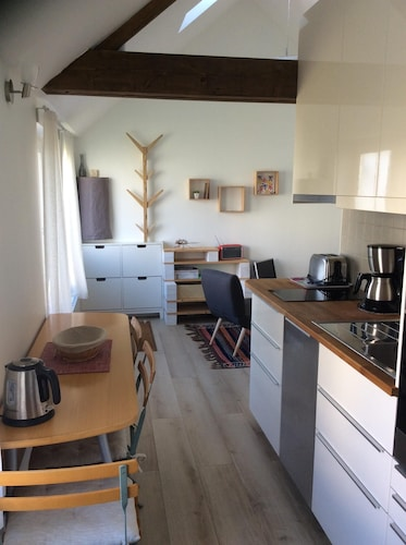 Maisonette Classified 4 in Senlis. Excellent Calm and Comfort