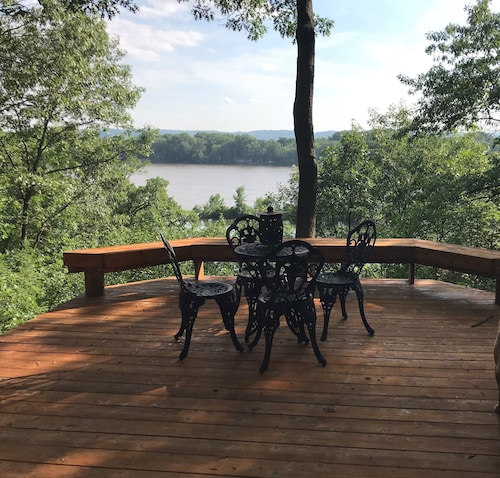 The Hager House - Mississippi River View - Outdoor Activity Paradise