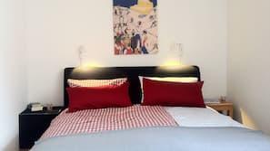 1 Schlafzimmer, Babybetten, Internetzugang, Bettwäsche