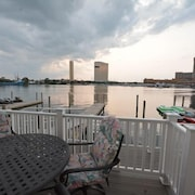 Waterview, all Room Bang on Waterfront/ Casino View on Most Best Marina in NJ