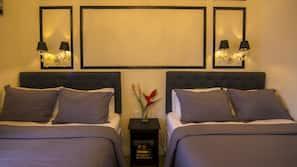 1 chambre, draps en coton égyptien, literie de qualité supérieure