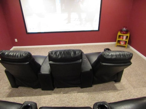 ATL Home Movie Theater - Cleaning Fee Included