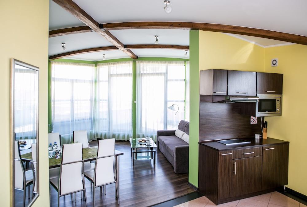 City Aparthotel Deals Reviews Szczecin Pol Wotif