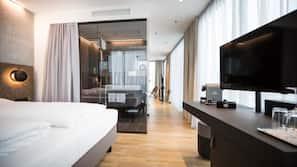 1 Schlafzimmer, Allergikerbettwaren, Minibar, Zimmersafe