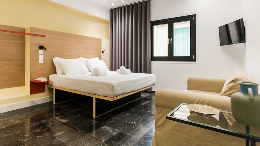 Greece U Around Athens Thissio Suites