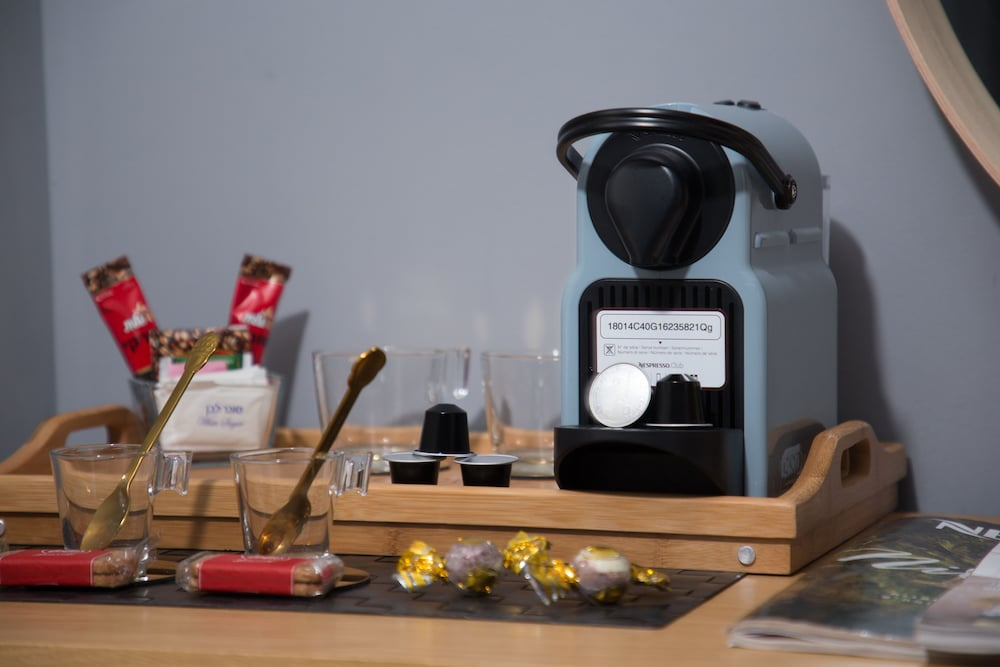 Coffee and/or Coffee Maker, La Finca - Luxury Suites Hotel