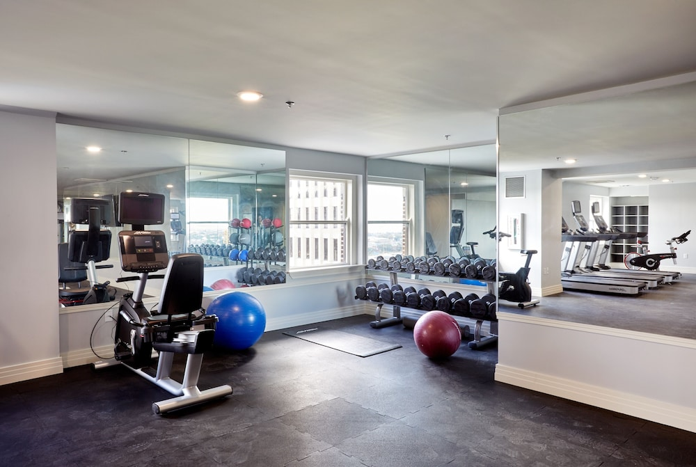 Fitness Facility, Sonder - Jung Residences