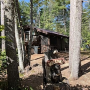 Lodge Style Camp In The White Mountains