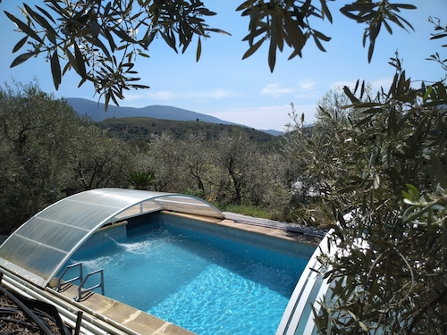 Enchanting Yurt in Alpujarras With Spectacular Views