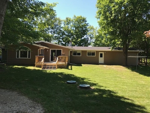 Nicely Located Ranch Home Near Fish Creek ~ 4 BD / 2 BA ~ On 3 Acres ~ Privacy!
