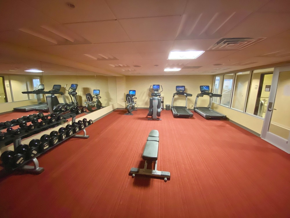Fitness Facility, Luxury Bayfront Penthouse Condo 1 Block From the Beach. Overlooking Rooftop Pool