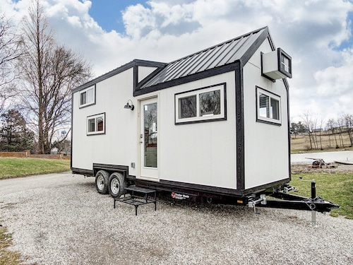 Great Place to stay Charming Tiny House by the Ohio River! near Madison