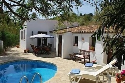 Private Newly Refurbished Villa With Spectacular Country Views, Own Pool, Garden