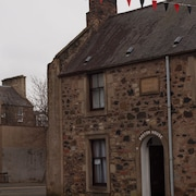 Historic Town House in the Beautiful Scottish Borders, Recently Refurbished