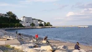 In Strandnähe