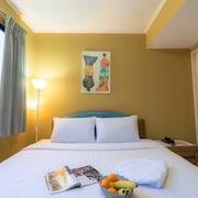 ニュー フジ ホテル スラウォン ロード バンコク