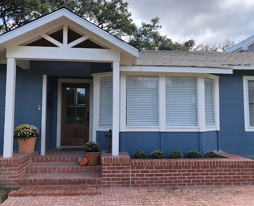 Great Place to stay Beautiful Bungalow Just Four Blocks From Historic Main Street Boerne near Boerne
