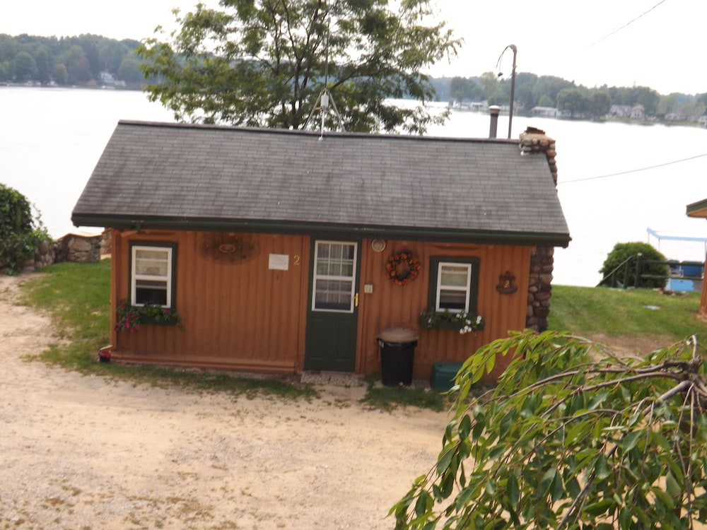 Front of Property, Crooked Lake Resort