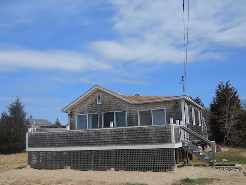 Great Place to stay Newly Remodeled Cottage With Decks, Great Sunset Views, Short Walk To Beach near Newbury