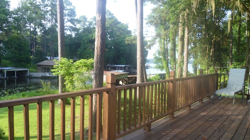 Great Place to stay Lake Talquin Waterfront Vacation Rental Near FSU near Quincy