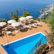 Splendid Villa With Breathtaking View, Enchanting Pool With Solarium