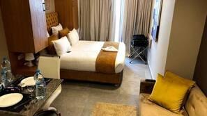 Coffres-forts dans les chambres, rideaux occultants, Wi-Fi gratuit