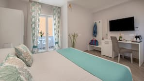 In-room safe, desk, soundproofing, cribs/infant beds