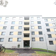 Two Bedroom Apartment in Jyväskylä, Silokkaantie 9