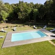 전용 수영장