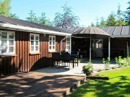 4 Star Holiday Home in Hals