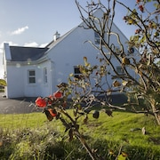 Modern Cottage With Scenic Atlantic Views, Adjacent to Lahinch, Liscannor