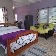 A Tropical Garden Studio Oasis to Enjoy Your Holiday on Antigua and Barbuda