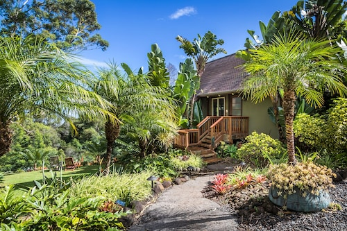 Romantic & Private Upcountry Maui Vacation get Away... Perfect for two People!