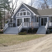 Waterfront Home With Beautiful..kkmkmokmioi Beach.mmi K.i. on Ossipee Lakek.kmk