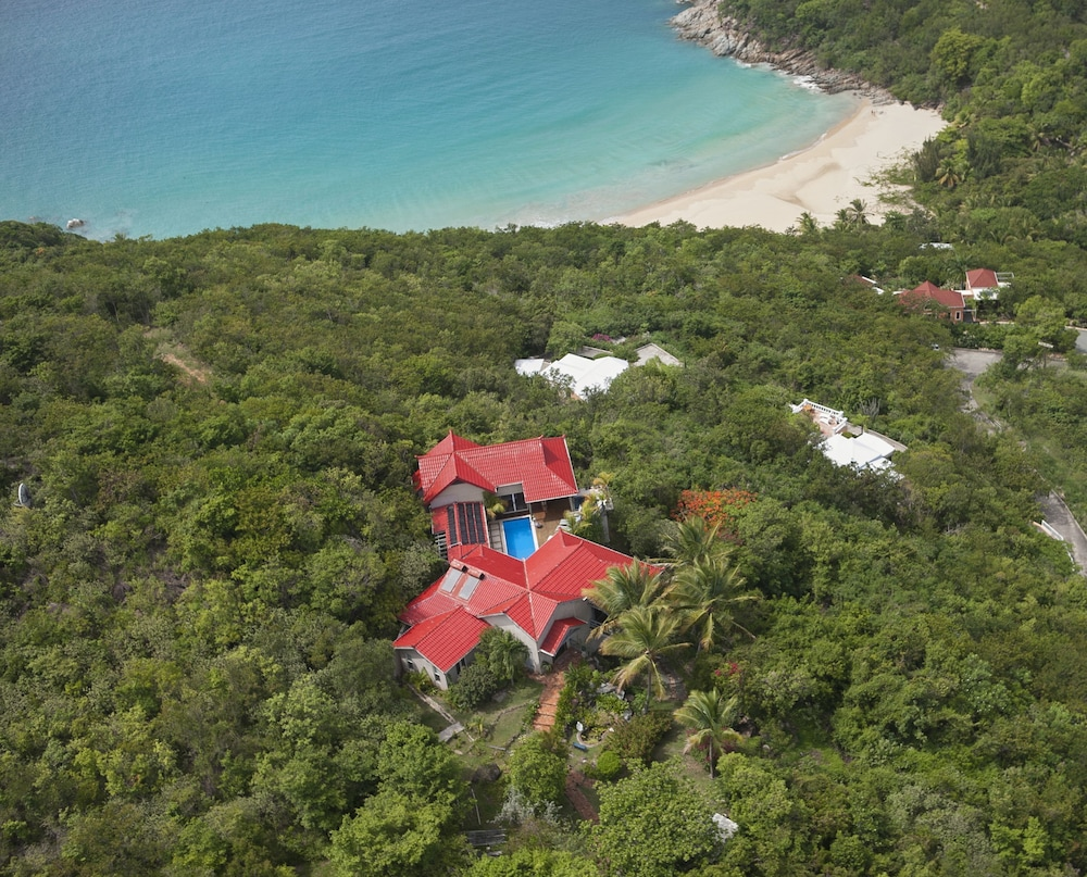 Exterior, For a Truly Magical Vacation, Magic Castle Villa on 2 1/2 Acre Estate, Private