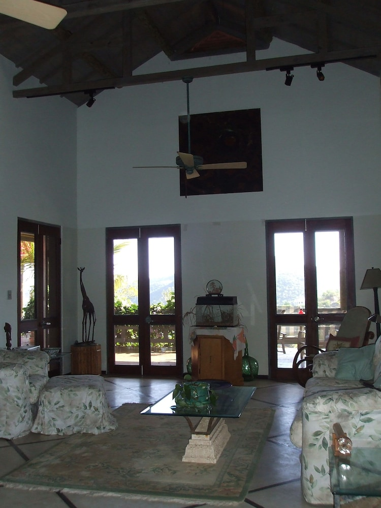 Living Room, For a Truly Magical Vacation, Magic Castle Villa on 2 1/2 Acre Estate, Private